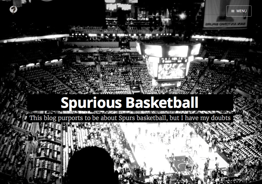 """Spurious Basketball Screen Shot"""